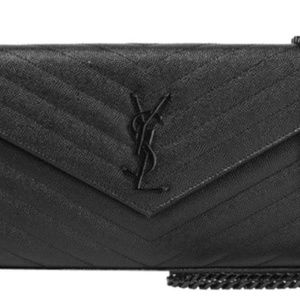YSL shoulder/clutch bag